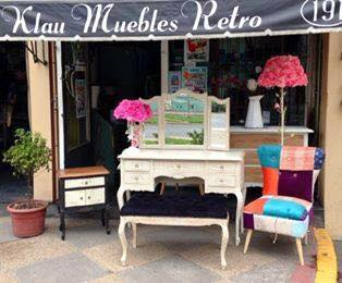 Tienda online muebles vintage cheap decoracin beltrn tu for Bar de madera persa bio bio